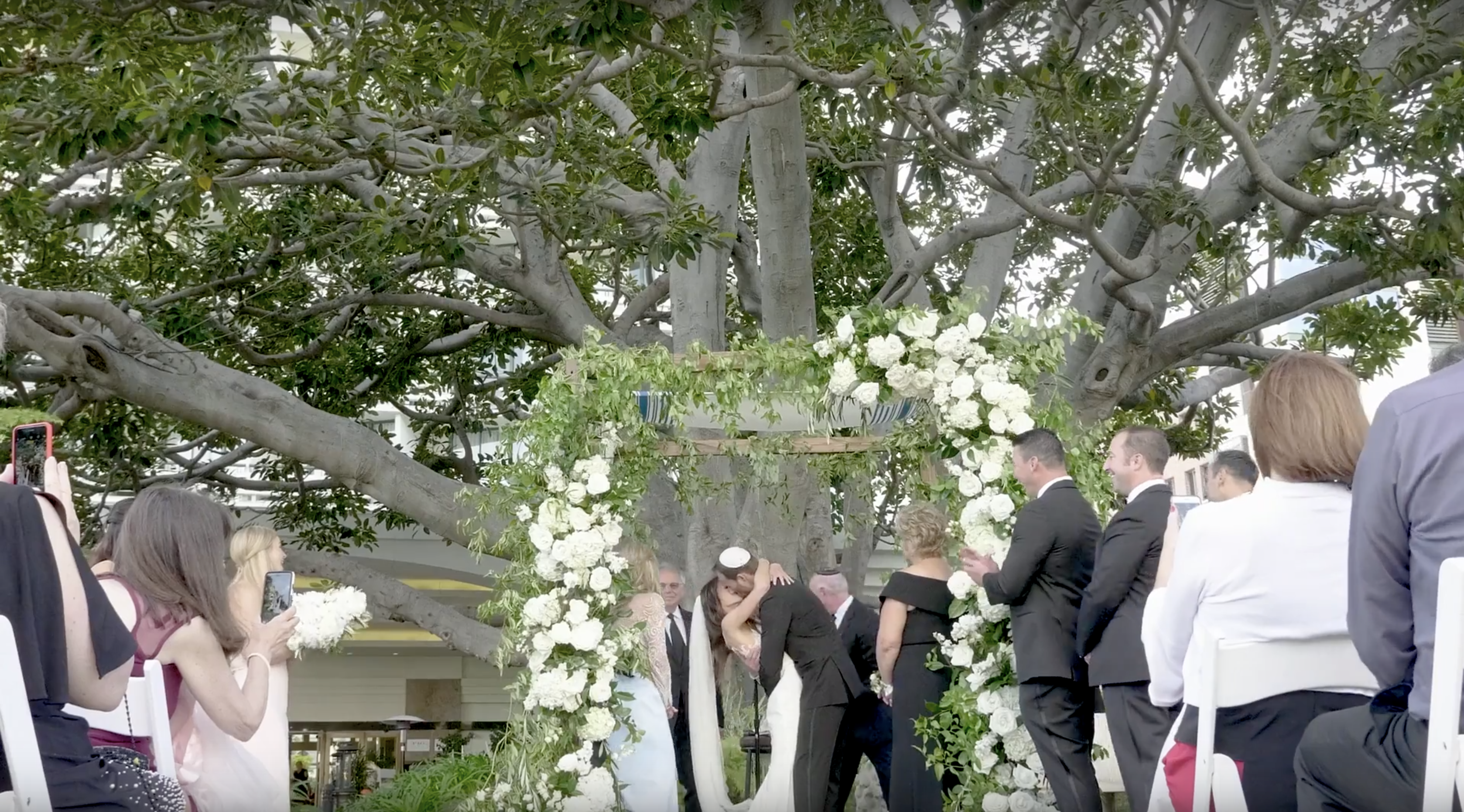 Fairmont Santa Monica Wedding Video