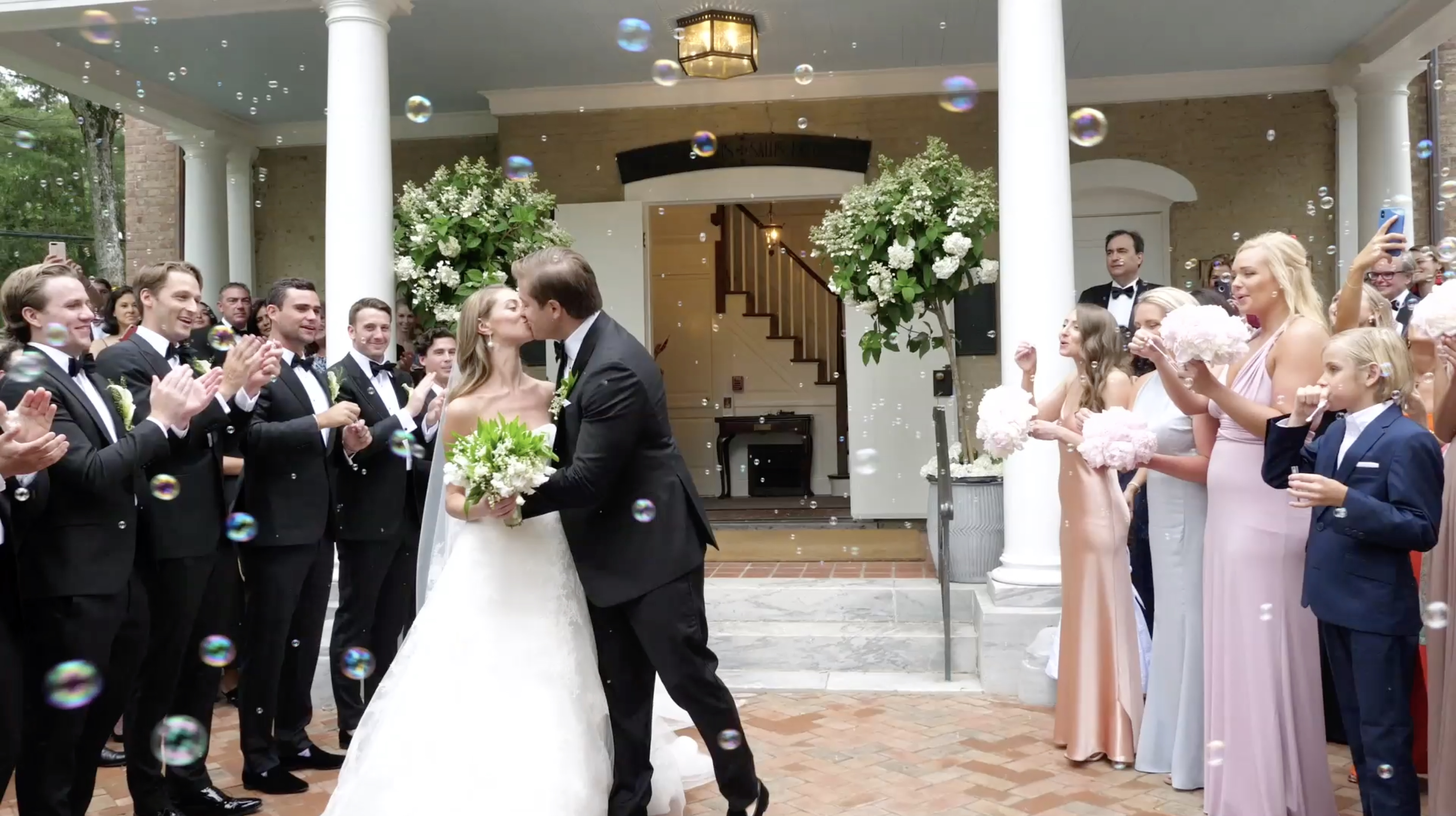 An Upstate NYC Wedding Video