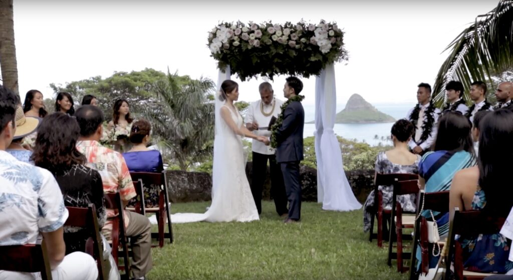 kualoa ranch wedding