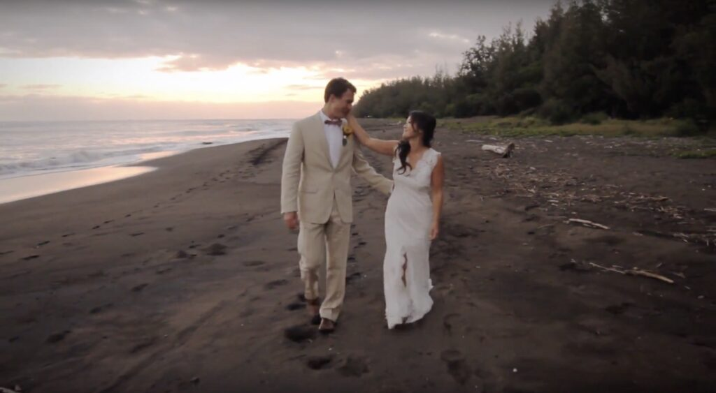 waimea plantation wedding video